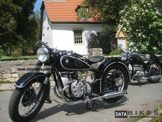 BMW  R71 built in 1939 TüV New! 1939 Vintage, Classic and Old Bikes photo