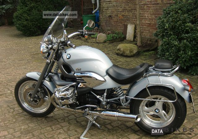 2000 BMW  R1200C Motorcycle Chopper/Cruiser photo