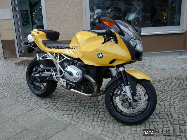 2008 BMW  R1200S Top Motorcycle Motorcycle photo