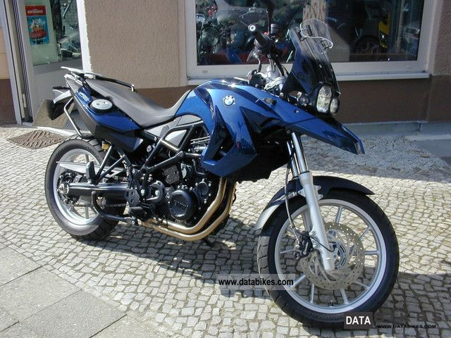 BMW  F650GS - like new! Warranty! 2010 Enduro/Touring Enduro photo
