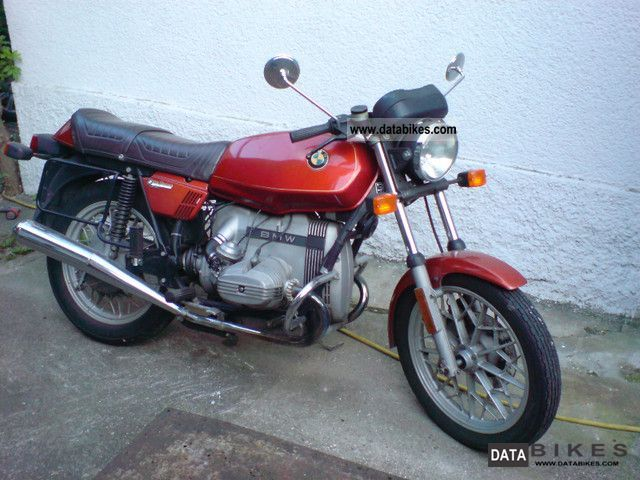 1980 BMW  R 45 Motorcycle Motorcycle photo
