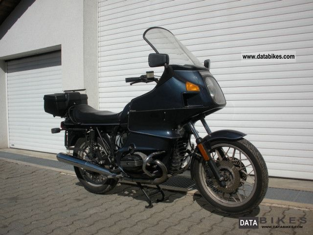 BMW  R100RT by vintage reports 1982 Tourer photo
