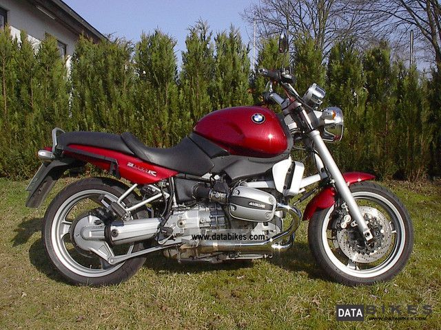 1998 BMW  R1100R Motorcycle Naked Bike photo
