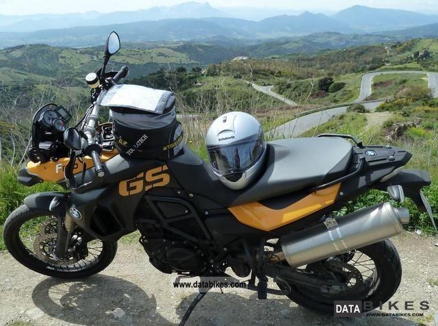 2008 BMW  F800GS Motorcycle Enduro/Touring Enduro photo
