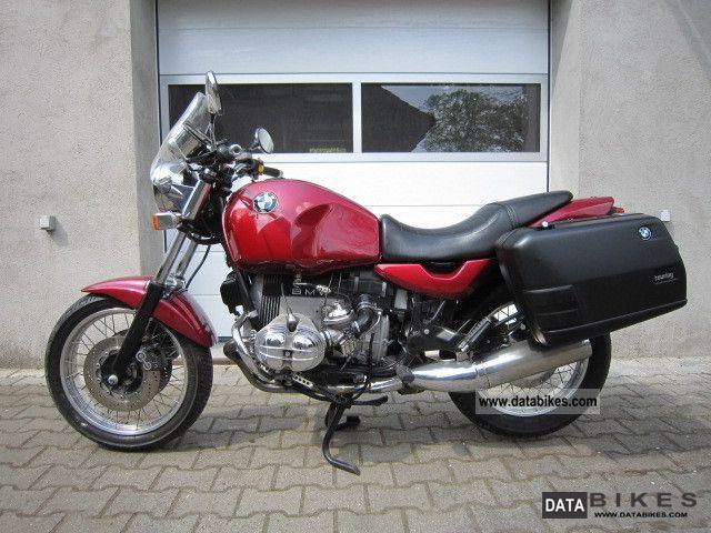 1995 BMW  R100 R Mystic Motorcycle Naked Bike photo