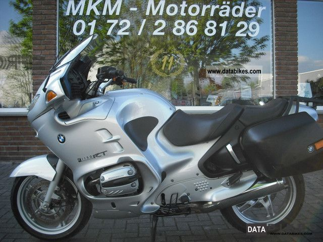 BMW  R1150RT top condition! 2002 Motorcycle photo
