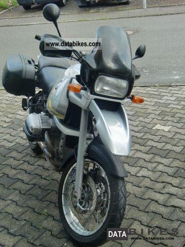 2000 BMW  R 850 GS Motorcycle Enduro/Touring Enduro photo