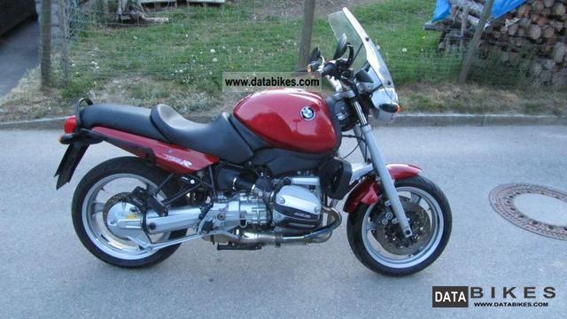 1996 Bmw R850r
