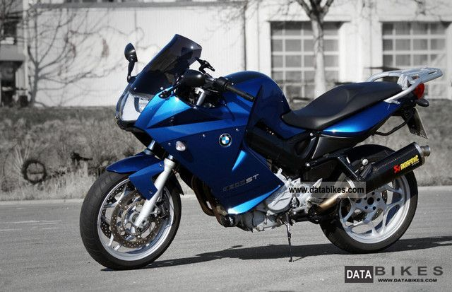 2006 BMW  F800ST Motorcycle Sport Touring Motorcycles photo