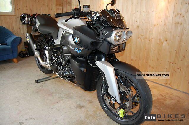 2007 BMW  K1200R Motorcycle Naked Bike photo