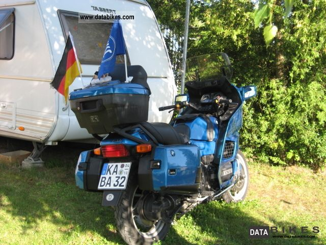 1991 BMW  K 1100 LT Motorcycle Tourer photo