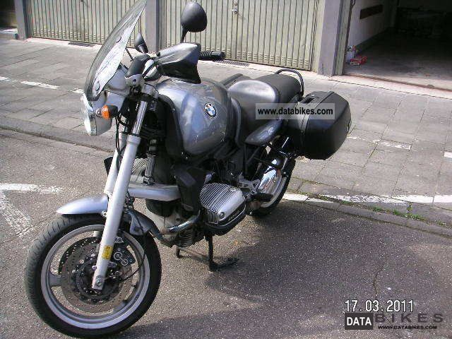 1996 BMW  R1100R Motorcycle Motorcycle photo