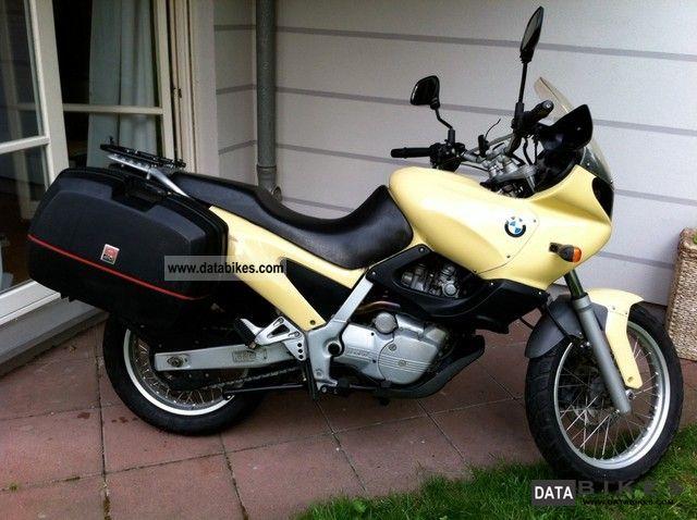 1997 BMW  F650 169 Motorcycle Enduro/Touring Enduro photo