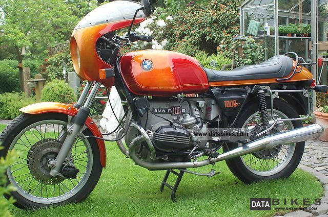 BMW  R100S 1977 Vintage, Classic and Old Bikes photo