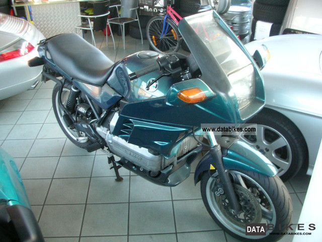 1990 BMW  K 100 RS ABS * Motorcycle Tourer photo
