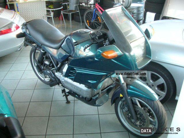 1990 BMW  K 100 RS ABS * Motorcycle Tourer photo