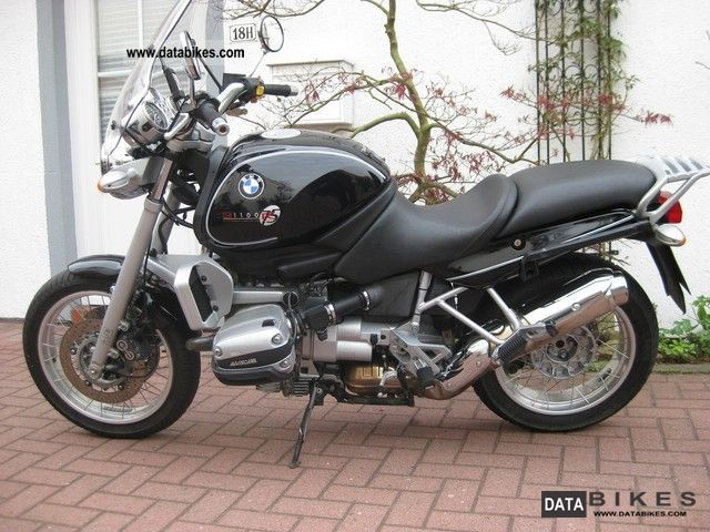 1999 BMW  R 1100 R Special Model 75 Years of BMW Motorcycle Tourer photo