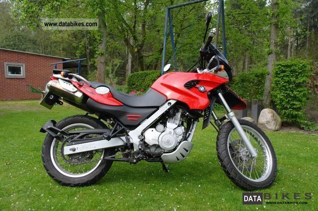 2000 BMW  650 Motorcycle Enduro/Touring Enduro photo