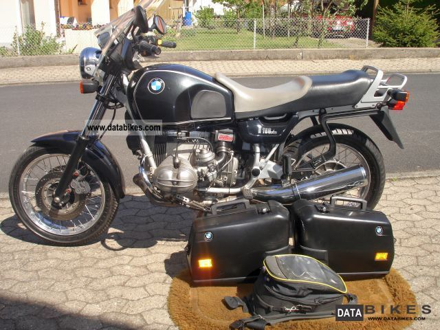 1993 BMW  R100 Type R 247E Motorcycle Motorcycle photo