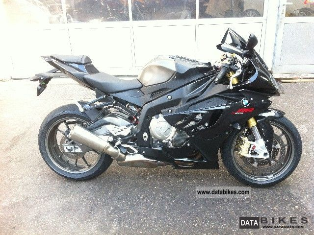2011 BMW  S 1000 RR ABS + DTC switching Assistant Motorcycle Motorcycle photo