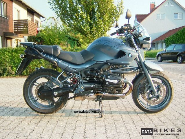 2004 BMW  R 1150 R Motorcycle Naked Bike photo