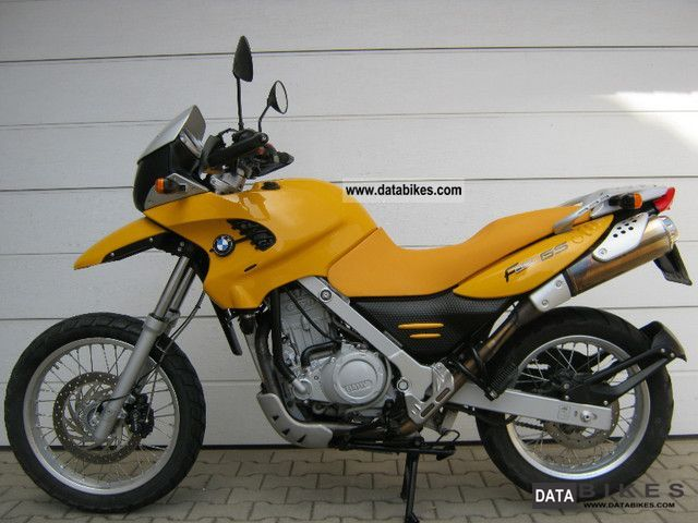 2001 BMW  F650 GS little * km * Motorcycle Enduro/Touring Enduro photo
