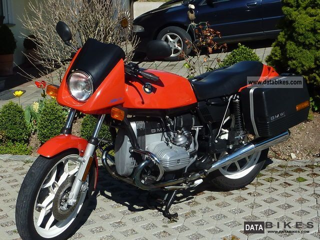 1983 BMW  R 65 LS Motorcycle Motorcycle photo