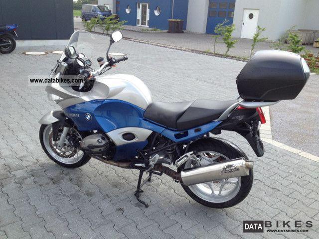 2006 BMW  R 1200 ST Superbike handlebar conversion Motorcycle Motorcycle photo