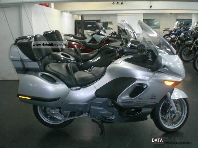 2004 BMW  K 1200 LT Motorcycle Tourer photo