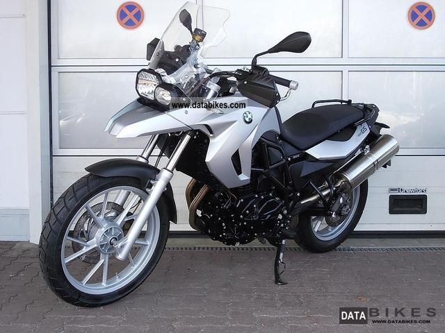 2010 Bmw F650gs Twin Lowering Only 298km