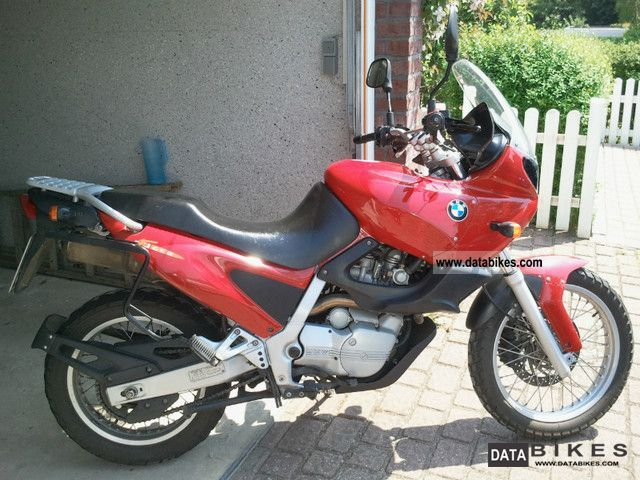 1998 BMW  F650 Motorcycle Motorcycle photo