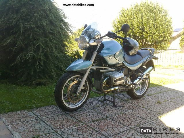 BMW  R 1150 R ABS case lots of extras 2002 Naked Bike photo