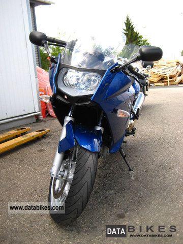 2007 BMW  F800ST, Full Service History Motorcycle Sports/Super Sports Bike photo
