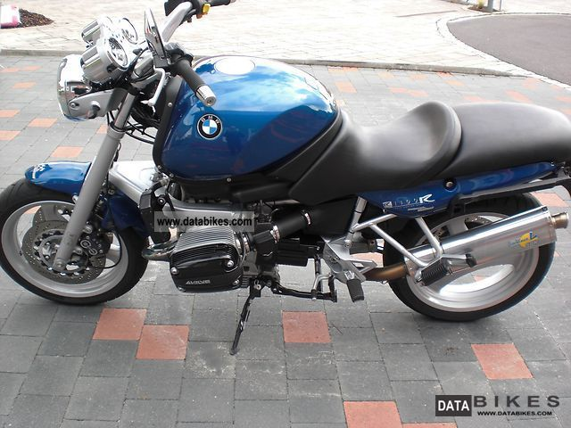 BMW  R1100R Single piece lovers 1998 Naked Bike photo