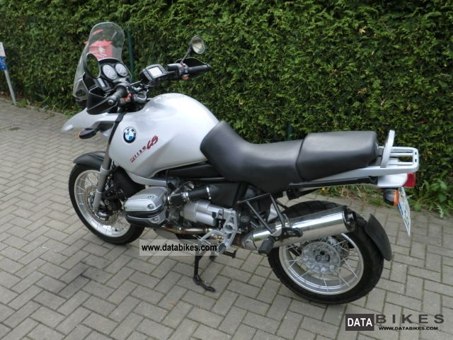 2000 BMW  1150 GS Motorcycle Enduro/Touring Enduro photo