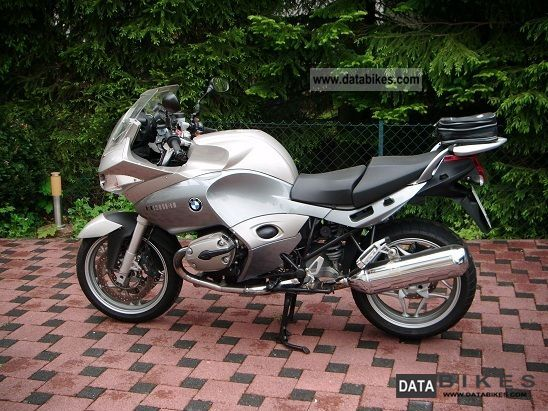 2005 BMW  R 1200 ST with warranty until 2/13 Motorcycle Sport Touring Motorcycles photo