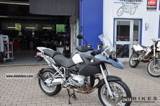 2005 BMW  R 1200 GS new service and new tires Motorcycle Enduro/Touring Enduro photo