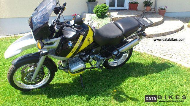 1998 BMW  GS 1100 Motorcycle Enduro/Touring Enduro photo