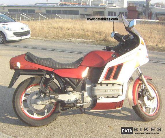1986 BMW  K 100 RS Motorcycle Tourer photo