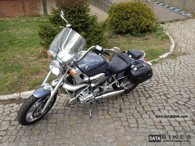 1999 BMW  R 850 C. Motorcycle Chopper/Cruiser photo