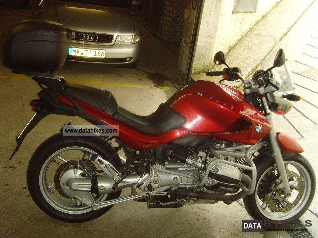 2001 BMW  1150 R Motorcycle Motorcycle photo