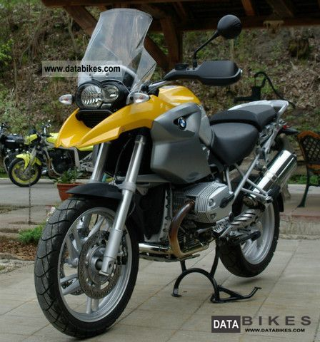 BMW  R 1200 GS absolute mint condition 2004 Enduro/Touring Enduro photo