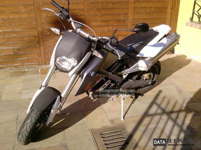 2010 BMW  FOR SALE G650 XMoto Motorcycle Super Moto photo