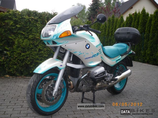 1994 BMW  R1100RS great eye-catcher in airbrush design Motorcycle Sport Touring Motorcycles photo