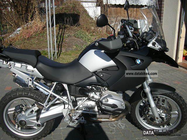 2007 Bmw Gs 1200 R