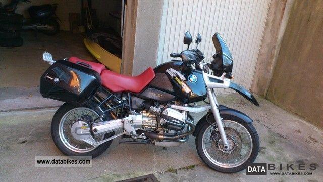 1995 BMW  GS 1100 Motorcycle Enduro/Touring Enduro photo