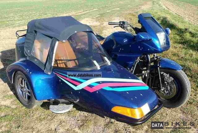 BMW  K 100 RS 16V STOYE RS 1990 Combination/Sidecar photo