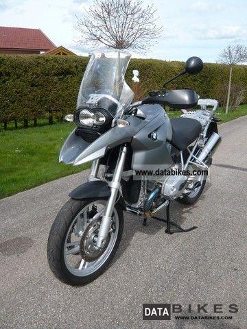 2007 BMW  R 1200 GS ABS, heated grips, cruise control, RDC Motorcycle Enduro/Touring Enduro photo