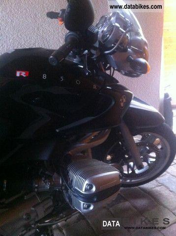 2003 BMW  R850R Motorcycle Naked Bike photo
