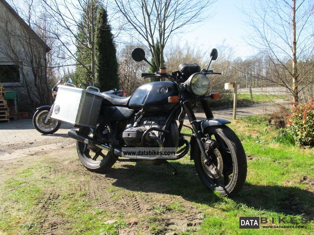 1992 BMW  247 / R 80/100 Motorcycle Motorcycle photo
